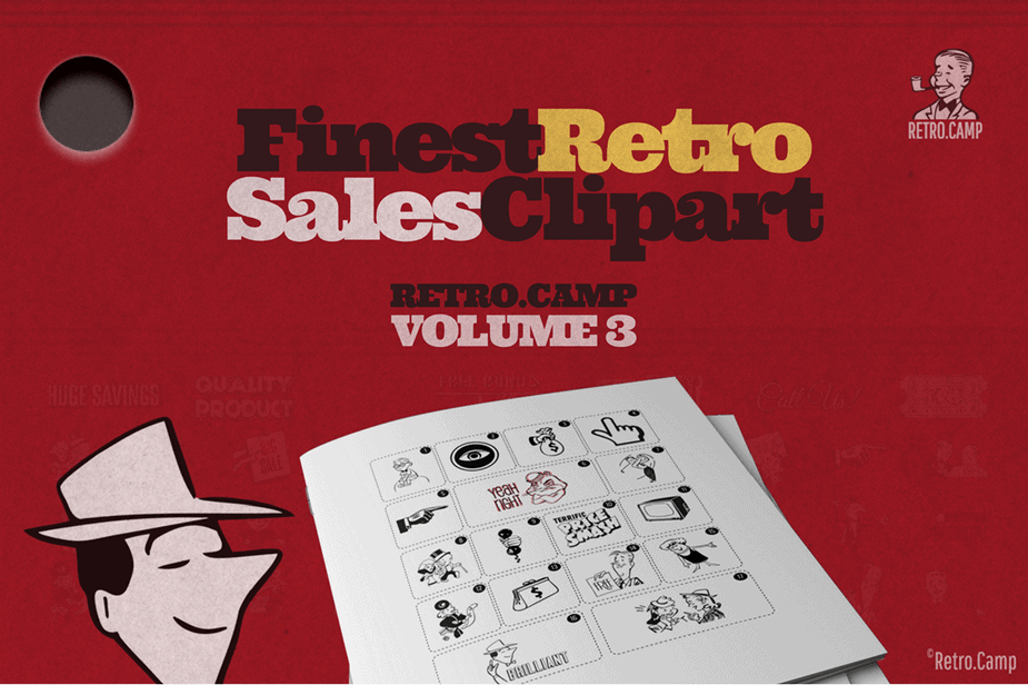"Retro.Camp ""BUNDLE Volume 3"""
