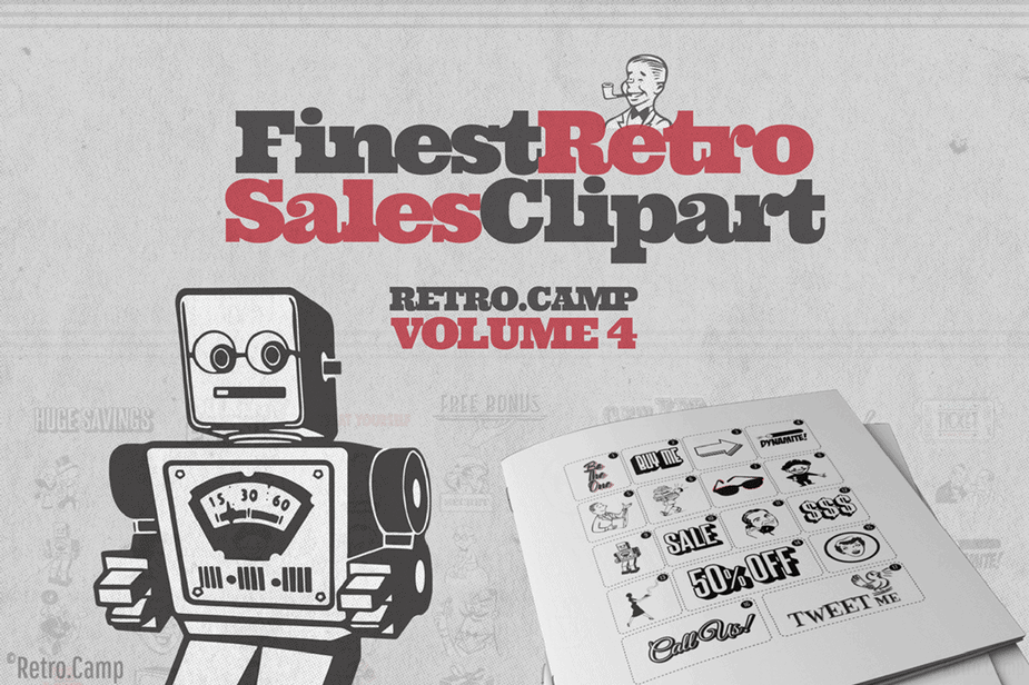 "Retro.Camp ""BUNDLE Volume 4"""